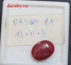 Đá ruby sao DRS004, đá ruby sao tự nhiên