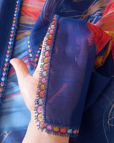 Bead Embroidery Patterns, Beaded Embroidery, Needle Lace, Bargello, Floral Tie, High Waisted Skirt, Saree, Beads, Dresses