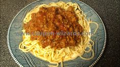 Easy and delicious crock pot recipe for great spaghetti sauce. Simple ingredients, but amazing taste. Check out my recipe here for spaghetti sauce.