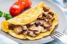 Szénhidrátszegény reggeli - Fogyókúra | Femina Starchy Vegetables, Veggies, Healthy Aging, Lower Cholesterol, Dinner Plates, Stuffed Mushrooms, Favorite Recipes, Pasta, Healthy Recipes