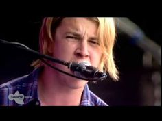 Tom Odell - Another Love (live op Pinkpop 2013 Fijne energyzer,, begin van de les?!