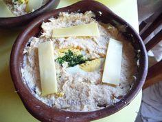 Delicioso y tradicional chupe de jaibas, con ese toque del Sur de Chile. Una versión familia.