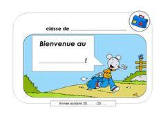 En classe avec Ludo: affichage