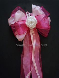 Pink Party Decoration Pink Birthday Decor by SimplyAdornmentsss,