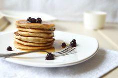 Pancakes énergétiques sans gluten
