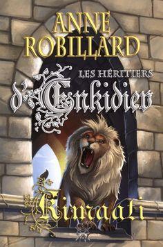 Kimaati / Anne Robillard. -- [Les Héritiers d'Enkidiev ; 12].