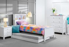 Alexia Mkii Single Bed Suite   Super Amart   Home of Kids ...