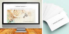 Elegant Simplicity Website Design