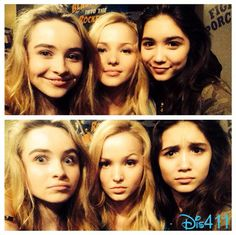 "Photos: ""Girl Meets World"" Cast Visited With Dove Cameron And Joey ..."