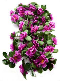 Artificial Floral Bale (Purple)