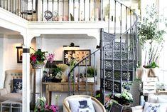 Cafetería bonita en Madrid: Salon des Fleurs | el taller de las cosas bonitas