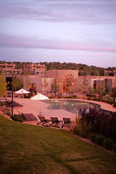 Just north of Santa Fe, this tranquil resort features an art gallery, hiking trails, rock gardens, and an award-winning spa, it's no wonder the #FourSeasons #Encantado resort makes our Most Romantic Hotels List!
