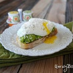 Avocado Egg Toast Check this out at http://friedchickenrecipes.org/posts/Basil-omelette-with-cottage-cheese-and-baked-tomatoes-47653