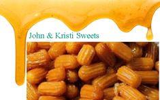 Τουλουμπάκια τραγανά και σιροπιασμένα – Καρανίκος Ιωάννης Almond, Sweets, Food, Gummi Candy, Candy, Essen, Almond Joy, Goodies, Meals