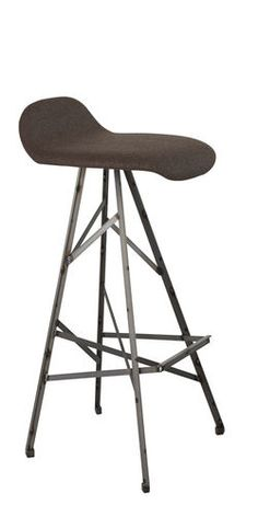 New Contemporary Metal Bar Stools