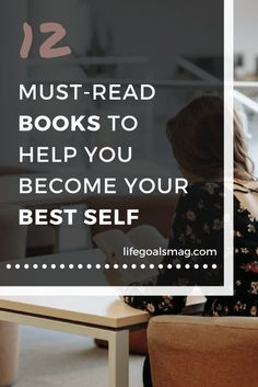 12 Must-Read Books To Help You Become The Best Version Of Yourself. Personal Growth and Spiritual Books