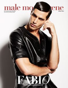 Fabio Mancini is FABIOULOUS by Patrick McCarthy for Male Model Scene