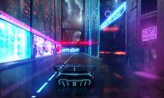 Cyber-Punk by BDraw2012