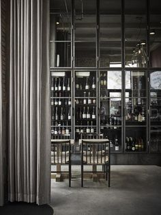 It's difficult to conceive of a more potent combination than mod-Danish cuisine and design, all of which makes even the most casual gastro outing in Copenhagen such a pleasure. Local design firm Space Copenhagen didn't miss a trick when it furnished a ...