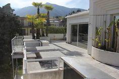 Villa, Grad, Hotels, Patio, Outdoor Decor, Home Decor, Real Estate Agents, Apartments, Switzerland