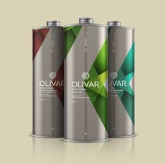 Olivar Olive Oil (Student Project) on Packaging of the World - Creative Package Design Gallery