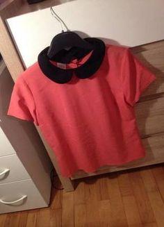 Kup mój przedmiot na #vintedpl http://www.vinted.pl/damska-odziez/koszule/10602782-rozowa-koszulka-z-guzikami