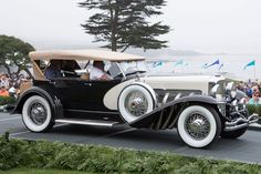 The Best of the 2013 Pebble Beach Concours d'Elegance