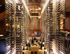 metal wine racks toronto