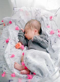 Fairytale nursery and newborn photos by Courtney de Jauregui of Erin Hearts Court   100 Layer Cakelet
