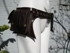 I actually love utility belts, and I'm thinking of getting one as I gather more things... I would love this one...
