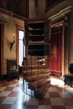 the cupboard steps by jamesplumb @ the untold exhibition by rossana orlandi, museo bagatti valsecchi, milan