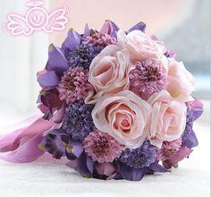 Hermosa-púrpura-de-Color-rosa-de-dama-de-honor-nupcial-wedding-bouquet-flor-artificial-rose-ramos.jpg_640x640.jpg (640×597)