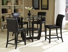 Awesome Dining Room Sets Bar Height