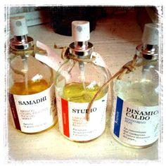 la profumeria botanica di Olfattiva Oli Essenziali da The Beauty Parlor Bioprofumeria www.thebeautyparlor.it