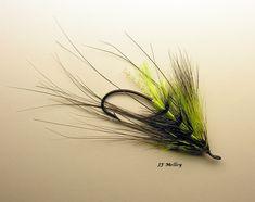 Watchout Variant Hair Wings, Steelhead Flies, Atlantic Salmon, Salmon Flies, Fly Tying Patterns, Bass Fishing, Streamers, Jr, Model