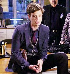 pretty boy — tobaescurtis: #criminal minds meme ⇒ 1/1 outfit