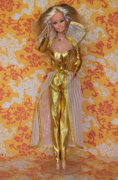 Golden Dream Barbie