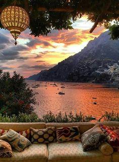 Positano, Italy #italytravelinspiration #visitingitaly #italytrip