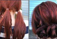 magnfiques idées de coiffures pratiques que vous devez apprendre Cheveux Ternes, Mi Long, Food And Drink, Hair Beauty, Long Hair Styles, Grace, Inspiration, Top Knot, Hairstyle Ideas