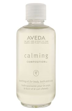 Sis, This looks like something you might like to try for your winter skin. Aveda 'Calming' composition™ Body Oil | Nordstrom