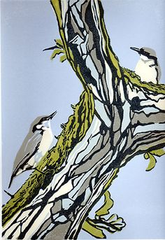 Max Angus 'The Great Spotted Woodpecker'