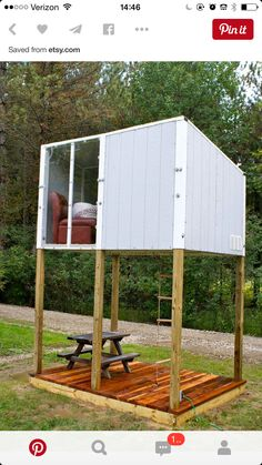 Playset Towers | Hardy Lawn Furniture | Amish Built Lawn Furniture,  Gazebos, Sheds U0026 Playgrounds | Iowa City, Iowa | Outdoor Living | Pinterest  | Lawn ...
