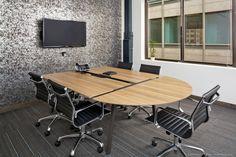 Indeed Recruitment Office Design #eameschair