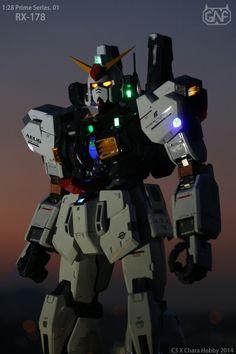 1/28 Prime Series 01 Gundam Mk-II RX-178: FULL Photoreview No.32 Big Size Images, Info http://www.gunjap.net/site/?p=235032