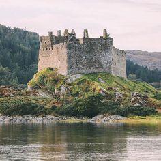 Castle Tioram, Scotland