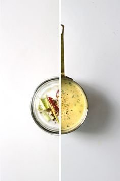Spicy lemongrass coconut sauce for turmeric butter chicken