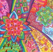 lolitas fabric by Lita Blanc