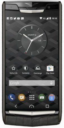 Vertu представила обновленный смартфон Signature Touch