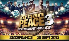 Urban Peace 3: La Fouine, Orelsan rejoignent la programmation | concertlive.fr