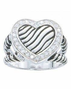 A Big Heart Ring